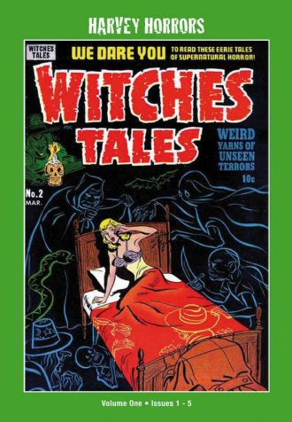 Harvey Horrors Softies - Witches Tales (Vol 1)